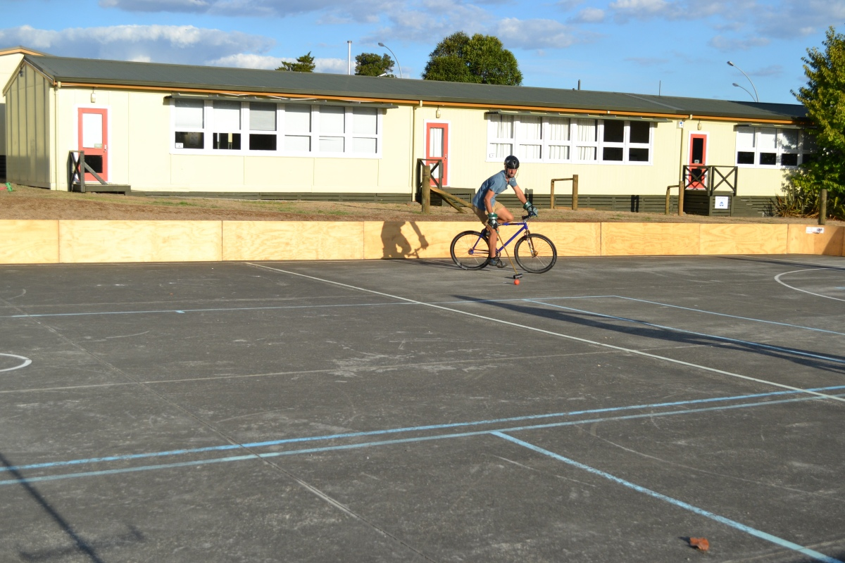 Taupo Bike Polo