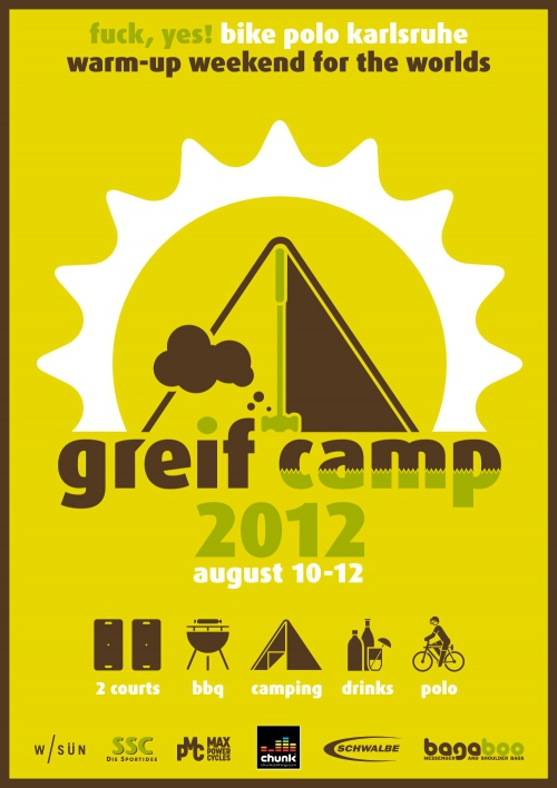 GM Camp 2012 Designed by Steffen Mackert